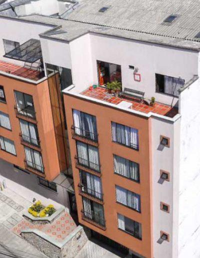 Edificio Paraná - 2006 - Calle 67 A entre carreras 22 y 23