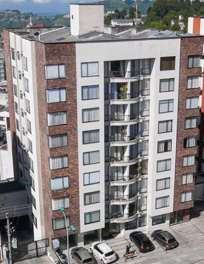 Edificio Maribú torres A y B - 2006 - Calle 65A # 27-30