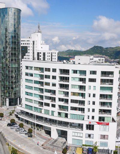 Edificio Portal del Cable - 2009 - Proyecto mixto de vivienda y servicios