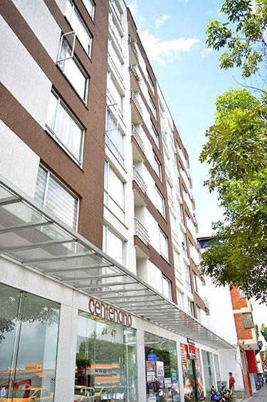 Edificio Centenario - 2014 - Av. Centenario